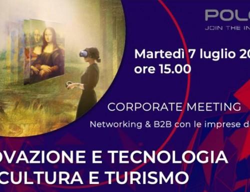 Tecnologie Immersive per Turismo e Cultura