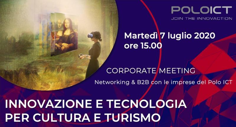 Innovazione e Tecnologia per il Turismo